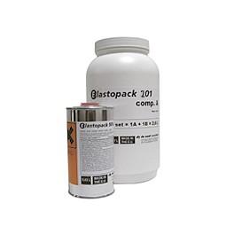 ELASTOPACK 201 - 3 LITROS (2 L COMP. A + 1 L COMP. B)