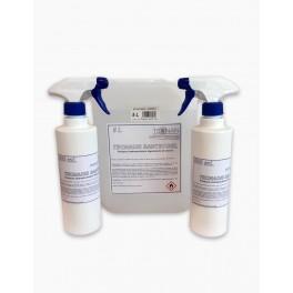 TECNADIS SANTECGEL - 5 LITROS (2 pulverizadores de 500 ml de regalo)<